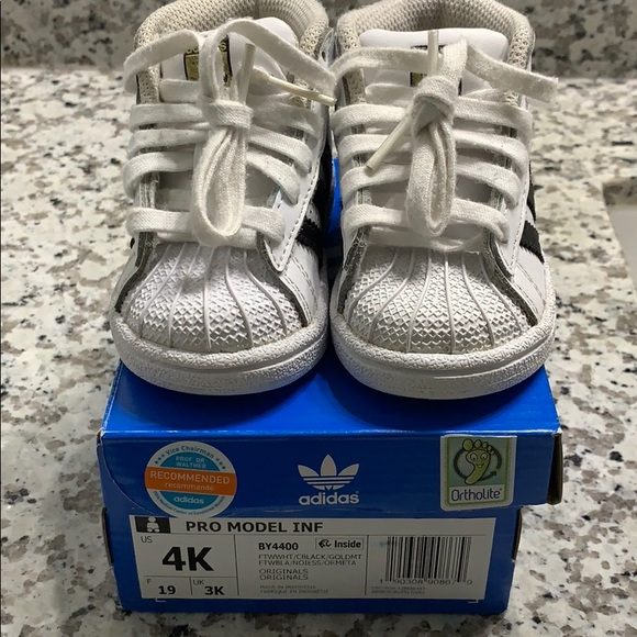 adidas Shoes   Infant 4c 4k Sneakers